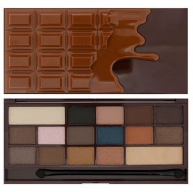 Makeup Revolution London I Love Makeup I Heart Chocolate Salted Caramel Palette 22g