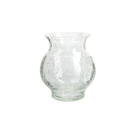 Stiklinė vaza, 15 x 15 cm