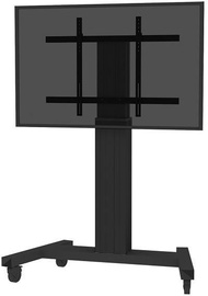 "NewStar Flat Screen Floor Stand 42-100"" Black"