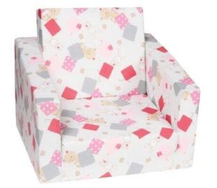 Bērnu krēsls Delta Trade DT5, daudzkrāsains, 420 mm x 450 mm