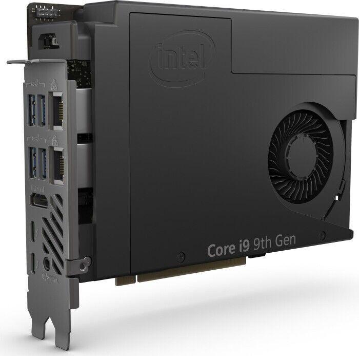 Intel NUC Kit NUC9I5QNX