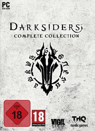 Darksiders Complete Collection incl. Darksiders, Darksiders II: Deathinitive Edition and Artbook PC