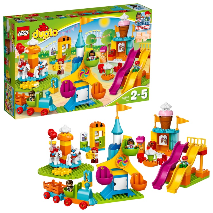 Konstruktor LEGO Duplo Big Fair 10840 10840, 106 tk