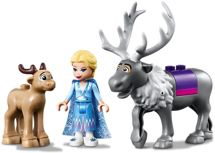 Конструктор LEGO® I Disney Princess Дорожные приключения Эльзы 41166, 116 шт.