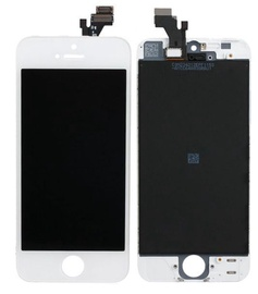 Apple LCD Display For Apple iPhone 5 White
