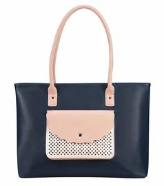 American Tourister Luna Pop 14 Bag Navy Pink