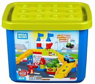 Mega Bloks Race Car Garage FVJ02