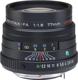 Pentax FA 77mm f/1.8 Limited Black