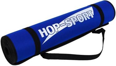 Hop-Sport Fitness Mat HS-2256 180x60cm Blue