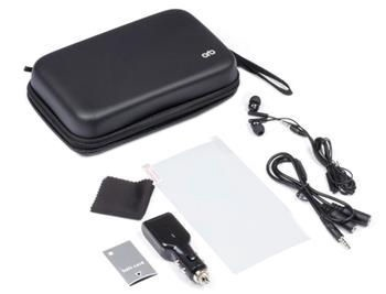 ORB Essentials Pack incl. Case, Car Charger, Headphones, Cable and Screen Protector