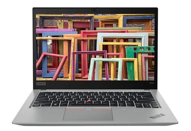 Lenovo ThinkPad T490s Silver 20NX006TPB PL