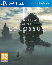Игра для PlayStation 4 (PS4) Shadow Of The Colossus PS4