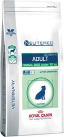 Сухой корм для собак Royal Canin Neutered Adult Small Dog Weight & Dental 8kg
