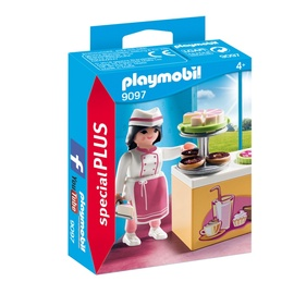 Playmobil Special Plus Pastry Chef 9097