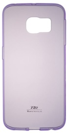 Roar Ultra Thin Back Case For Samsung Galaxy S4 Transparent/Violet