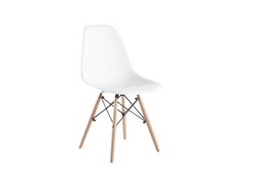 Valgomojo kėdė PP-623, balta
