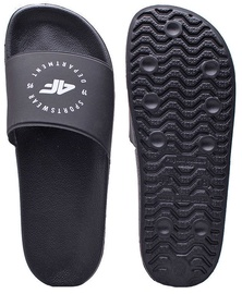 4F Mens Slides H4Z20-KLM001 Black 42