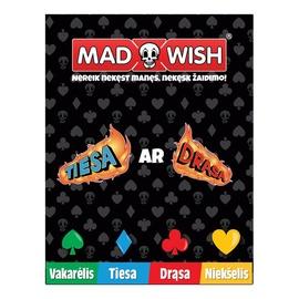 Настольная игра Kadabra Mad Wish Truth Or Dare 701580, LT