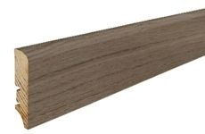Põrandaliist 16x60x2200mm P50 tamm gentle