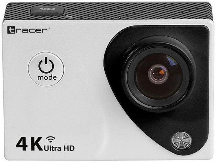 Seikluskaamera Tracer eXplore SJ 4560 Wi-Fi 4K Silver