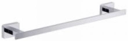 Gedy Atena Towel Rail Chrome 60cm