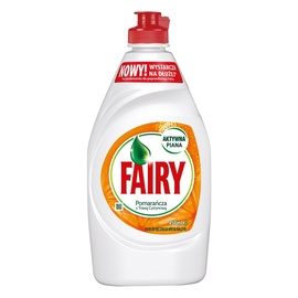 Indų ploviklis Fairy Orange, 450 ml