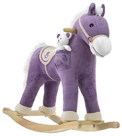 Milly Mally Rocking Horse Pony Purple