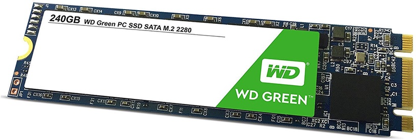 Western Digital Green 240GB M.2 WDS240G2G0B