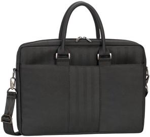 Rivacase Attache Laptop Business Case 15.6'' Black
