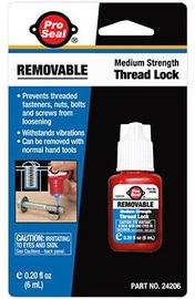 ProSeal Thread Lock Medium Strength Blue 6ml