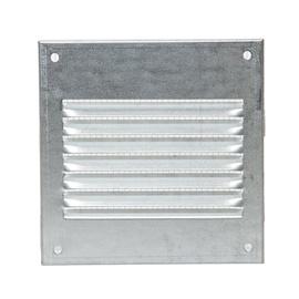 Ventilācijas reste Europlast MR300x100mm, balta