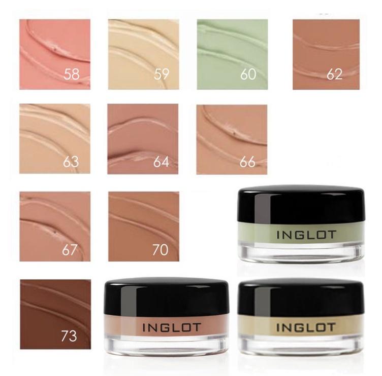 Inglot AMC Cream Concealer 5.5g 60