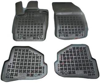 Резиновый автомобильный коврик REZAW-PLAST Audi A1 2010 Facelifting, 4 шт.