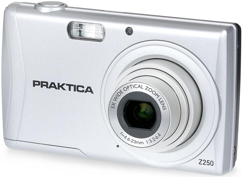 Praktica Luxmedia Z250 Silver