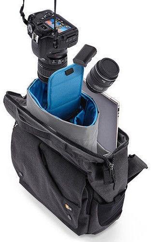 Case Logic Reflexion DSLR FLXM-102 Camera Case Gray