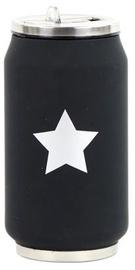 Yoko Design Isotherm Tin Can 0.28l Black/White
