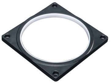 Akasa Fan Frame Digital RGB 120mm Black
