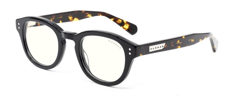 Gunnar Emery Computer Glasses Clear Onyx Jasper