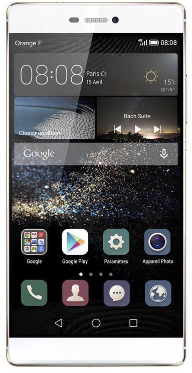 Huawei P8 Champagne