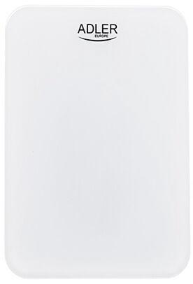 Elektrooniline köögikaal Adler AD 3167w, valge
