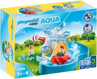 Playmobil Aqua 1-2-3 Water Wheel Carousel 70268