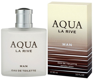 Tualetes ūdens La Rive Aqua 90ml EDT