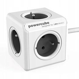 Удлинитель Allocacoc PowerCube Extended Type E 1.5m White/Grey