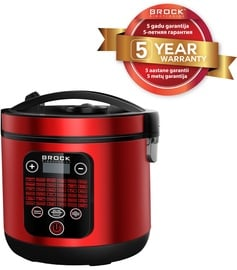 Brock MC 3602 Red