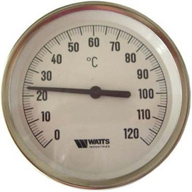 Watts Thermometer with Spring
