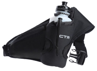 CTR Hydrate-It Running Belt Black