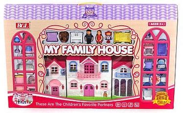 Žaislinė figūrėlė Tommy Toys My Family House 476974