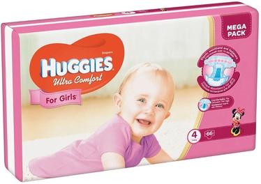 Huggies Ultra Comfort Girl MP4 66
