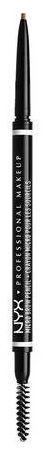Карандаш для бровей NYX Micro Taupe, 5.3 мл