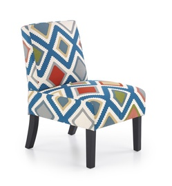Fotelis Halmar Fido Multicolored, 65x52x75 cm